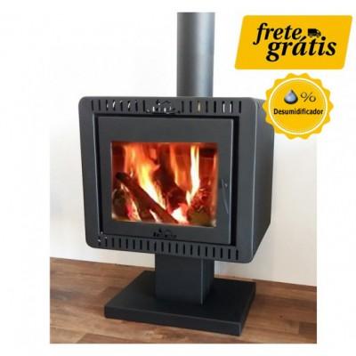 Calefator Bariloche para aquecimento de até 150 m²