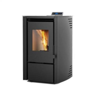 Calefator a pellet com acendimento automático para aquecimento de até 135 m³